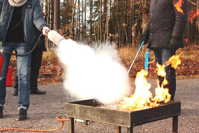 Corso addetto antincendio rischio basso